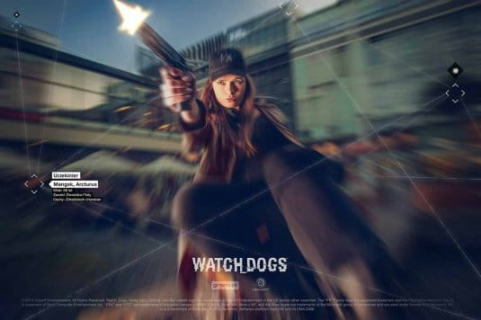 Iga Gorecka  — косплей на Watch Dogs #14