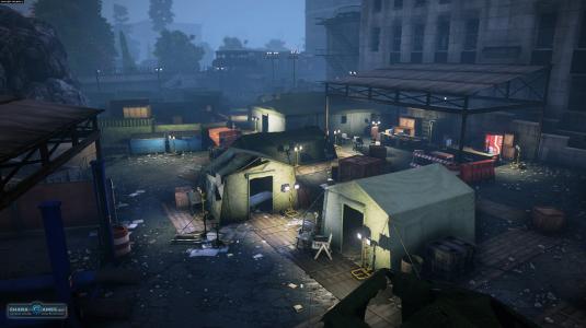 Лагерь отдыха (Dominion Outposts)