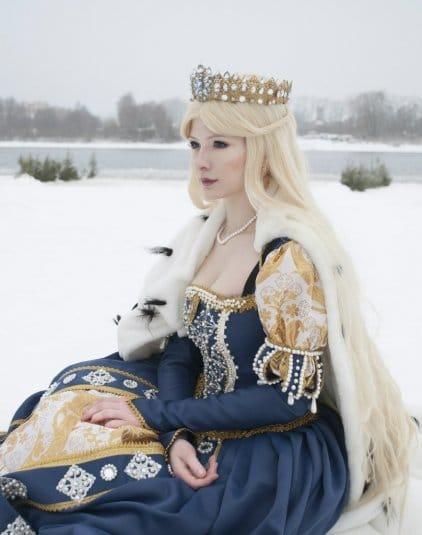 Косплей Кристины Захаровой №5