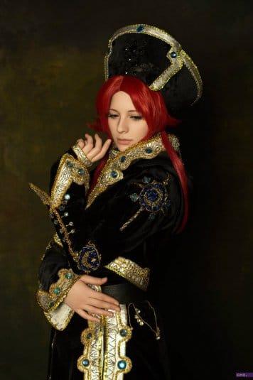 Косплей Кристины Захаровой №2