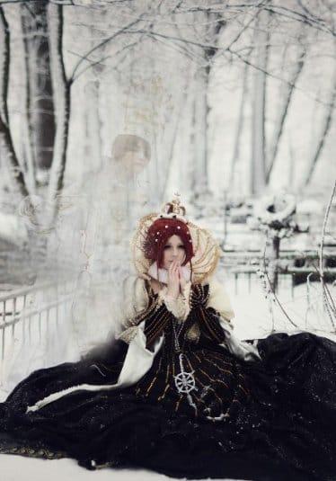 Косплей Кристины Захаровой №1