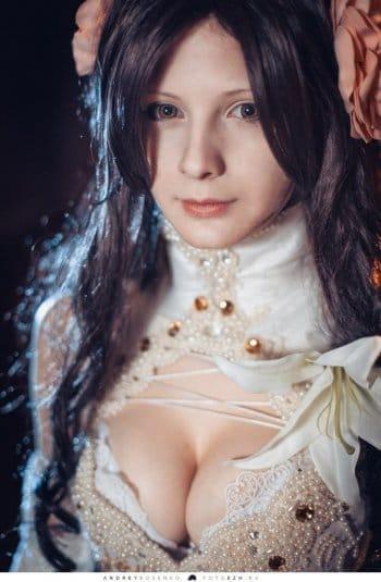 Косплей Кристины Захаровой №23