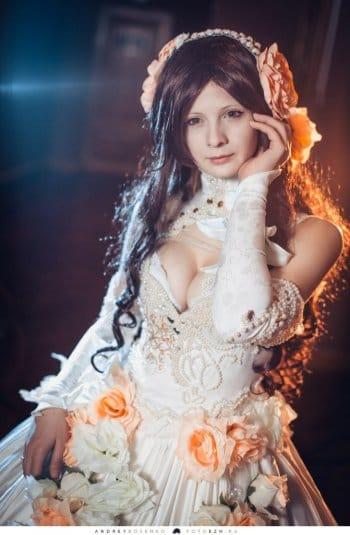 Косплей Кристины Захаровой №22