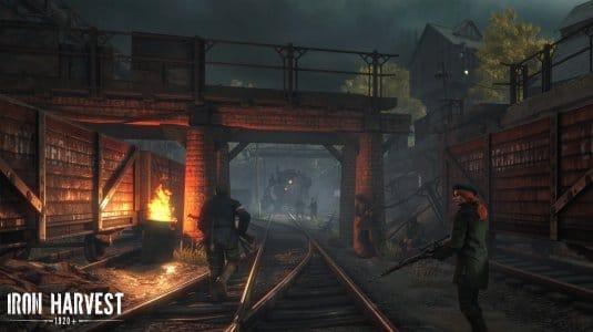 Iron Harvest. Скриншот 2