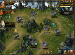 Карта игровой локации
