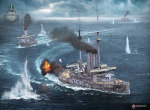 Другие обои World of Warships 1920х1080 №6