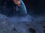 Вид на планету Земля