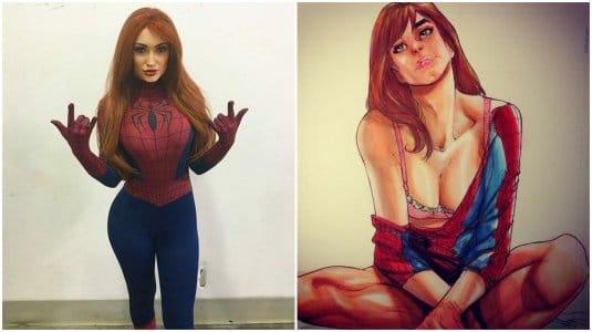 Anna Faith – Mary Jane Spider-Man