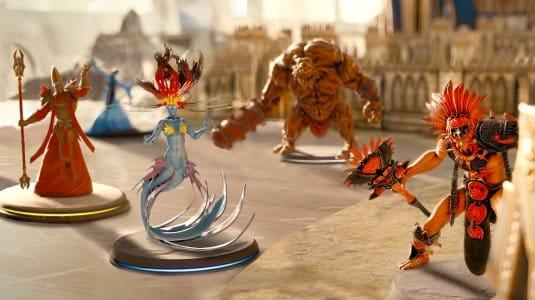 Скриншоты Might & Magic: Showdown 4