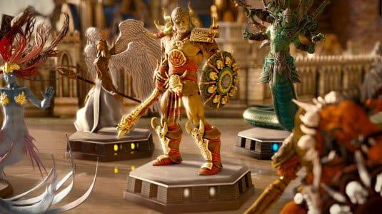 Скриншоты Might & Magic: Showdown 1