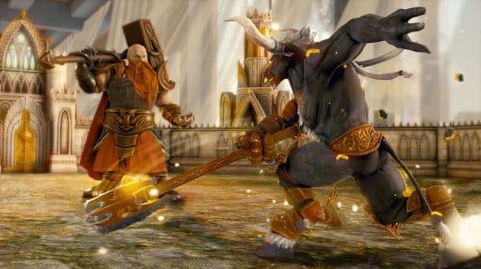 Скриншоты Might & Magic: Showdown 5