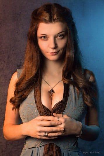 Ксения Шелковская — косплей на Маргери Тирелл #3