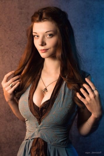 Ксения Шелковская — косплей на Маргери Тирелл #4