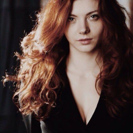 Косплей на Черную вдову от Ксении Шелковской #4