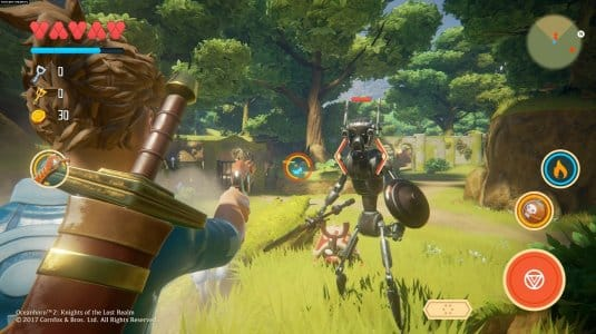 Новые скриншоты Oceanhorn 2 #2