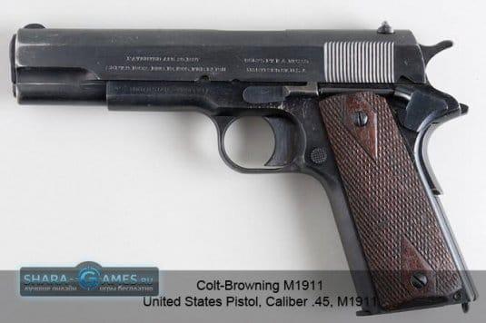 Colt-Browning M1911