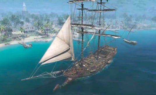 Легендарный корабль Assassin s Creed 4: Black Flag
