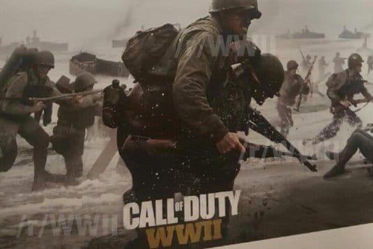 Арты Call of Duty: WWII #3