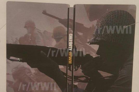 Арты Call of Duty: WWII #6