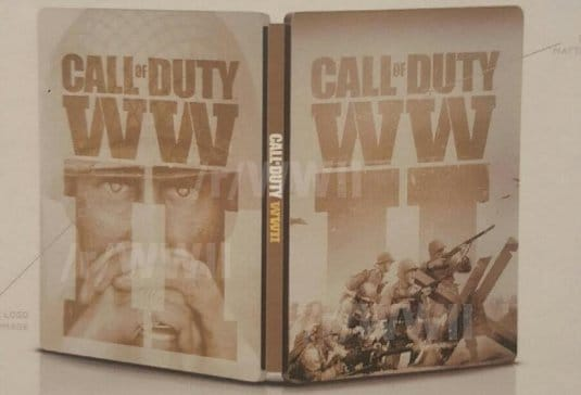Арты Call of Duty: WWII #2