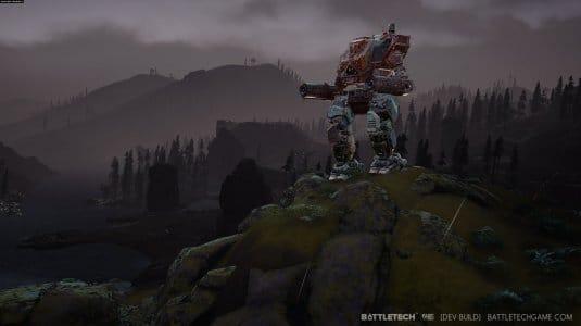 Скриншоты BattleTech #1