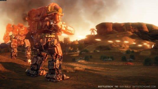 Скриншоты BattleTech #2