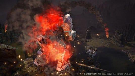 Скриншоты BattleTech #4
