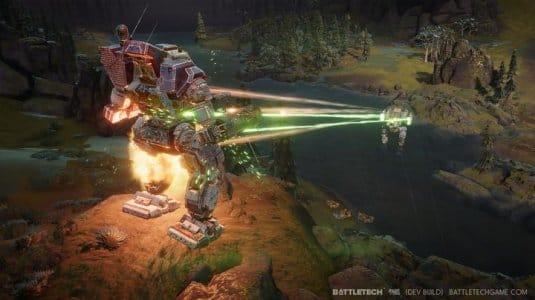Скриншоты BattleTech #3