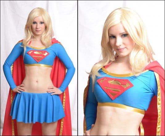 Обои: косплеи Enji Night № 6. Supergirl