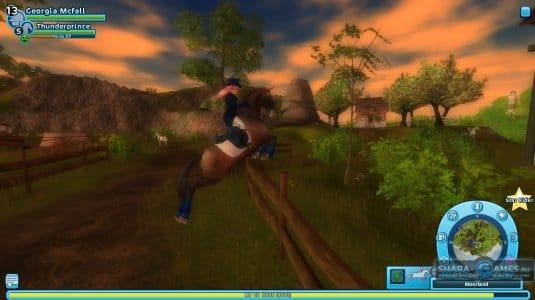 Успешный прыжок