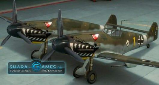 Messerschmitt Bf.109 «Акулий оскал»