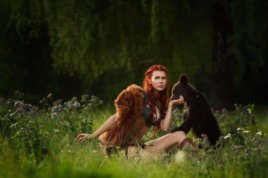 Тина Рыбакова. Косплей. Фото № 6