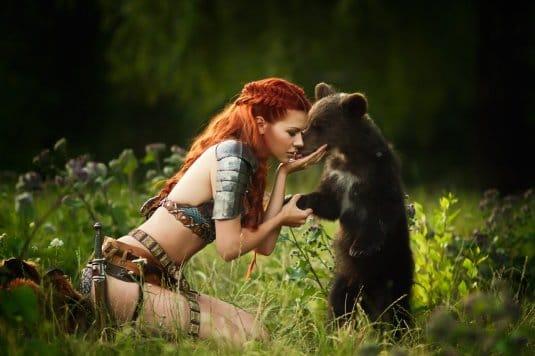 Тина Рыбакова. Косплей. Фото № 21