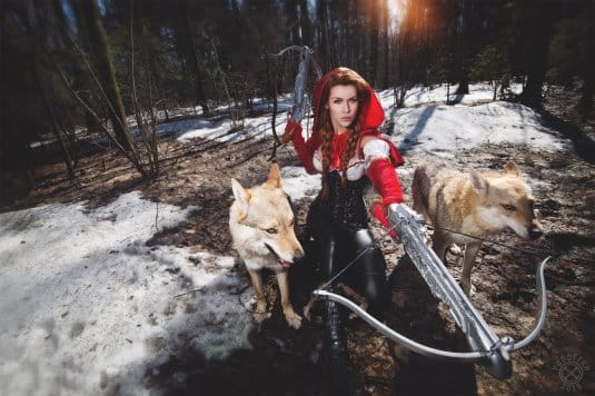 Тина Рыбакова. Косплей. Фото № 35