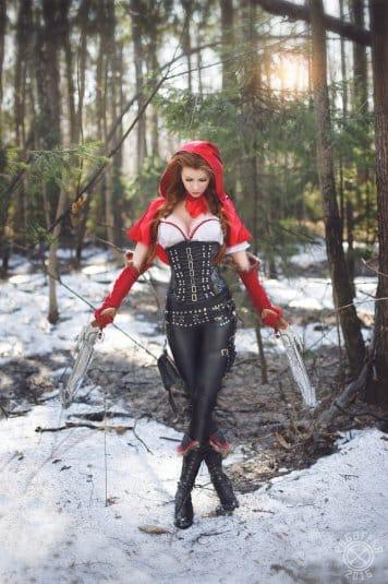 Тина Рыбакова. Косплей. Фото № 50