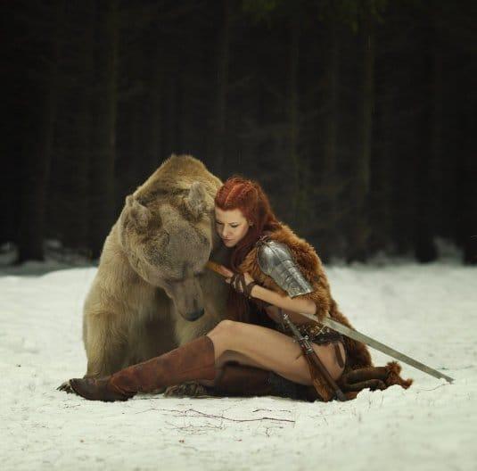 Тина Рыбакова. Косплей. Фото № 44