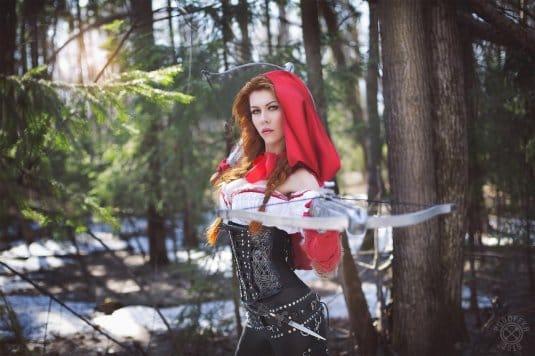Тина Рыбакова. Косплей. Фото № 54