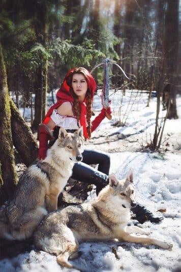 Тина Рыбакова. Косплей. Фото № 58