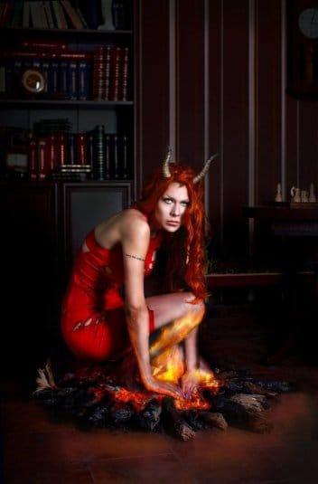 Тина Рыбакова. Косплей. Фото № 63