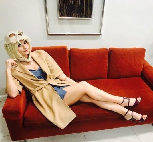 Жанна Рудакова. Косплей. Фото № 8