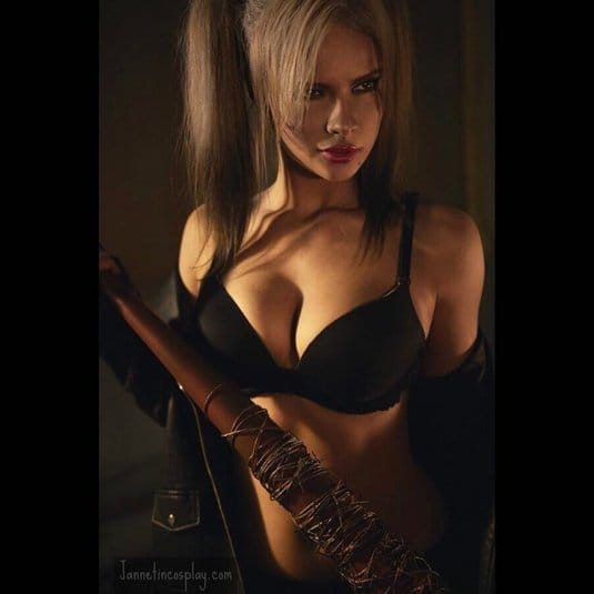 Жанна Рудакова. Косплей. Фото № 42