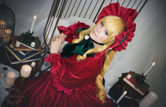 Косплей Maridah на Shinku. Фото № 80