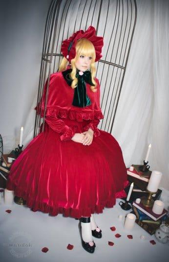 Косплей Maridah на Shinku. Фото № 83