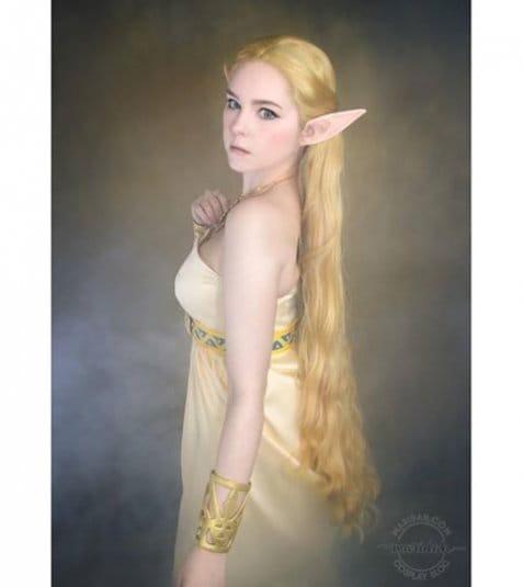 Косплей Maridah на Zelda. Фото № 90