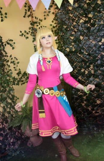Косплей Maridah на Zelda. Фото № 94