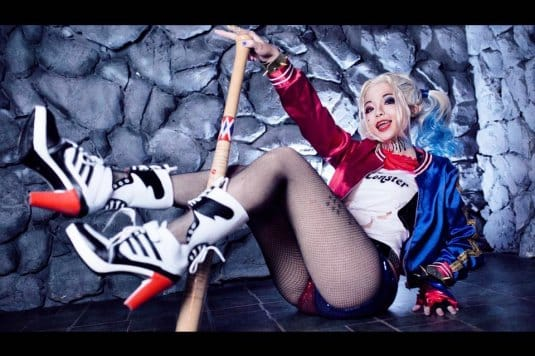 Misa Chiang cosplay Harley Quinn #6