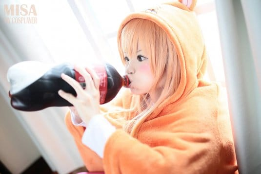 Misa TW Cosplayer cosplay Umaru #1