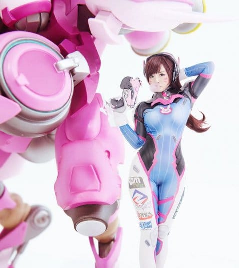 Misa Chiang cosplay Overwatch D.Va #3