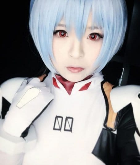 Misa TW Cosplayer cosplay Eva