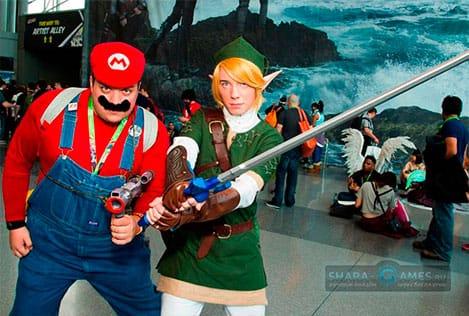 6. Супер Марио